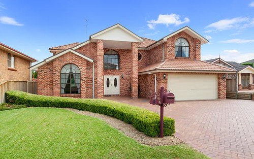 8 Carberry Ct, Kellyville NSW 2155