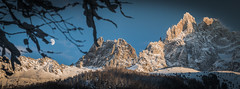 Aiguilles de Chamonix II (Andris Nikolajevs) Tags: chamonix aiguillesdechamonix mountains alps montblanc peaks snow winter cold alpine