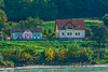 Homes Along the Danube River (fotofrysk) Tags: homes houses donauriver thedanube river trees green hills easterneuropetrip melkkremscruise austria oesterreich afsnikkor703004556g nikond7100 20109288833