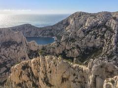 Rocky place (steph3xx) Tags: climbing marseille calanques mars 2018 escalade provencealpescôtedazur france fr
