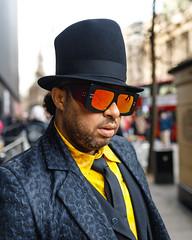 London Fashion Week Men's (Occipitals) Tags: london londonstreets londonphotographer lifestyle streetsoflondon street streetphotography streets streetportraits portraits portrait fashion fashionmodel fashionweek model londonfashion candi candid candidportrait people person fashionista