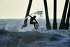 Splash (James Araluce) Tags: surfing surfer surf surfcityusa silhouette swell splash bokeh depthoffield nikkor600mmf4efledvr d5 tc14eiii huntingtonbeach huntingtonbeachpier silhouettesshadows