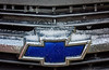 Ice on a Chevrolet car emblem and grill in Coden Alabama (CarmenSisson) Tags: alabama chevrolet chevy coden gulfcoast automobile car cold driving emblem grill ice icestorm vehicle weather winter winterdriving