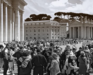 St. Peter's Square | Crowd