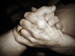 ❤ Thanks for being my Dad ❤ (kevinmcnair) Tags: dad blackwhite weddingring gold ring passing parent hands holdinghands thankyou thanks christmas special bereavement love fatherslove paternal father miner coalminer minesrescue jackmcnair jamesmcnair highvalleyfield valleyfieldcolliery mcnair premonition fatherandson comfort minute
