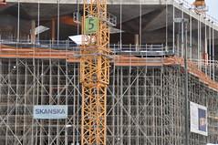 Construction (asmarothea) Tags: aker brygge opera sky water oslo buildings culture