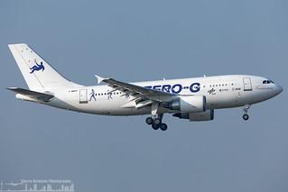 F-WNOV SA Novespace Zero G Airbus A310-300 (FRA - EDDF)