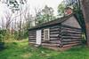The Osterhout Log Cabin (dtstuff9) Tags: toronto ontario canada scarborough guild inn guildwood park the osterhout log cabin wood trees oldest building constructed 1795 augustus jones