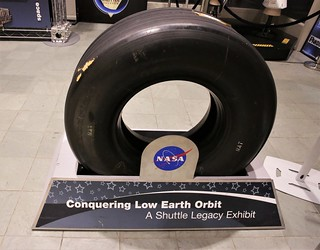 Space Rover Tire (An Important Component of A Space Vehicle)