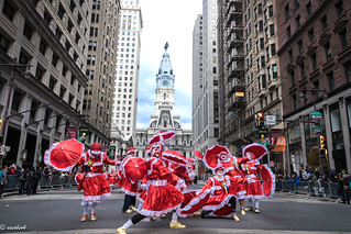 The Mummers Parade