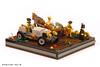 Spyker 60HP Grand Prix racer (Pixel Fox) Tags: spyker 60hp grand prix racer lego diorama vignette 4x4 offroad
