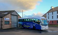 138 NFZ9138 Ulsterbus (busmanscotland) Tags: 138 nfz9138 ulsterbus nfz 9138 scania k360eb4 irizar i6 national express scottish citylink translink