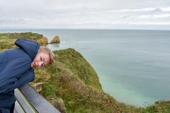 Pointe du Hoc, Normandy, France (Gerry van Gent) Tags: pointeduhoc normandy france cliff worldwarii utahbeach omahabeach dday 6june1944 history europe