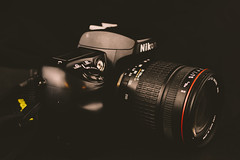 Playing with the shadows (Resad Adrian) Tags: nikon n60 shadows classic slr camera sigma hyperzoom 28200mm macro