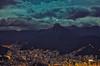 Cristo iluminado entre nuvens (mcvmjr1971) Tags: trilhandocomdidi d7000 bondinho cablecar f28 mmoraes nikon pordosol pãodeaçucar riodejaneiro sugarloaf sunset tokina1116mm vistadecima