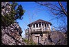 Appalachian trail, Mt. Cammerer, NC (Sergei Prischep) Tags: kodak e100vs nikonf4 35mm film