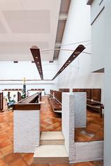 BELLOC-203 (MMARCZYK) Tags: france pays basque pyrénéesatlantiques nouvelleaquitaine belloc abbaye abbatiale opactwo benedictin architecture modernisme brutalisme 1969 64