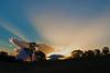 Mt Neighbour II (david.john.lee) Tags: sunset australia canberra