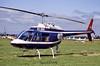 Bell 206B-II Jet Ranger II EI-BHI Private (EI-DTG) Tags: planespotting aircraftspotting casement baldonnel eime june1988 eibhi jetranger bell bell206 helicopters rotors