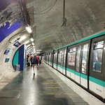 Gare du Nord metro station, Paris, July 2017 thumbnail