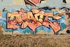 DRAFT (TheGraffitiHunters) Tags: graffiti graff spray paint street art colorful nj new jersey camden legal wall mural draft