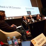 'Monétisation et distribution de contenus VR : quel écosystème ? Alexandre IBANEZ (VR-Connection), Frédérique Lecompte, Leen SEGERS (LucidWeb), Modérateur Stéphane MALAGNAC thumbnail