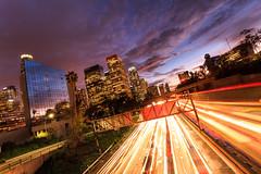 Downtown LA (photoserge.com) Tags: leading line light view clouds sky architecture building cityscape