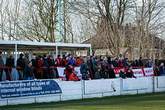 Ashton United vs Altricham FC - February 2018-100 (MichaelRipleyPhotography) Tags: altrincham altrinchamfc altrinchamfootballclub alty ashtonunited ball coyr celebrate celebration community fans football footy goal header hurstcross jdavidsonstadium kick league mosslane npl nonleague northermpremierleague pass pitch referee robins score semiprofessional shot soccer stadium supporters tackle team