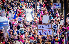 2018.01.20 #WomensMarchDC #WomensMarch2018 Washington, DC USA 2480