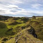 The magical Fairy Glen, Uig, Isle of Skye thumbnail