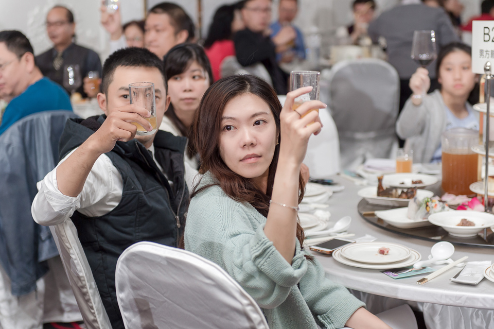 婚攝 高雄林皇宮 婚宴 時尚氣質新娘現身 S & R 130