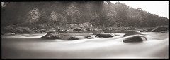 ONDU on the Narrows (DRCPhoto) Tags: ondu ondurama pinhole lenslessphotography kodakbw400cn 120film cheatriver westvirginia