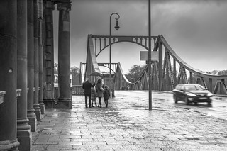 Bridge of Spies - Glienicker Brücke