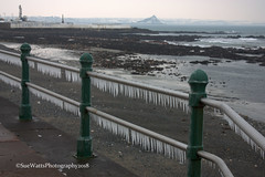 60/365 (giggirl 1) Tags: suewattsphotography2018 icicles winter snow penzance st michaels mount cornwall