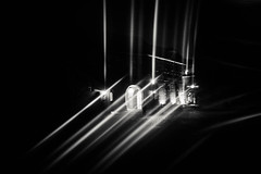 20180118-033 (sulamith.sallmann) Tags: abend abends analogeffekt berlin blur building bw deutschland effect effekt evening filter folie folientechnik gebäude germany licht lichtstrahlen light nacht nachtaufnahme nachts night nightshot schwarzweis spandau sw unscharf verzerrt zitadellespandau deu sulamithsallmann
