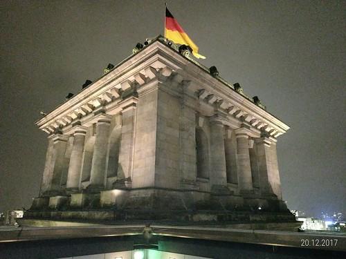 Reichstag, Berlim