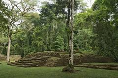Entering Bonampak Mayan Ruins (elhawk) Tags: bonampak chiapas mexico maya ruins