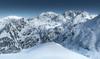 Belledonne range after snowfall (vegard.magnus) Tags: ski moutains massif belledonne range snow moutaineering skiing chamrousse grenoble alps alpes isère rhônealpes olympus em5mkii texture