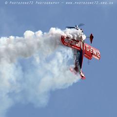 6415 Rich Goodwin (photozone72) Tags: aviation airshows aircraft eastbourne airshow props canon canon7dmk2 canon100400f4556lii 7dmk2 richardgoodwin pittsspecial biplane aerobatics aerobatic