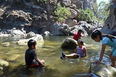 MalibuCreek_RockPool_018_MBV (CEO_Countywide_Communications) Tags: losangeles ca rock pooll pool sd3 malibu state park children hiking trails creek los angeles santa monica mountains county no diving