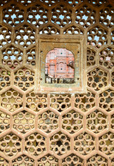 Beautiful sandstone carvings on the wall (phuong.sg@gmail.com) Tags: agra art artistic artwork asia carve carvings clay crafted decorated decorative design detail drawing engraved engraving exterior figurative figure flower fort geometric handicraft handmade heritage hindu india indian intricate limestone motif motive ornament ornamental pattern patterned rock sandstone scrape stone surface temple texture uttarpradesh wall