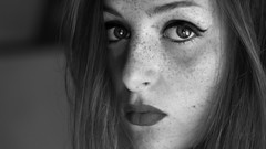 Soft (Andrea · Alonso) Tags: me selfportrait autorretrato freckles pecas