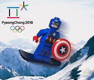 The PyeongChang 2018 Olympics Have Begun!