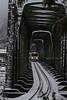 Sanko Line (hirorin2013) Tags: 鉄道 路線 第1江の川橋梁 キハ120系 気動車 橋 三江線 sankoline japan jp