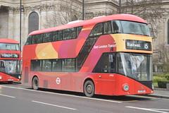 LT 923 (LTZ 2123) Go-Ahead London General (hotspur_star) Tags: londontransport londonbuses londonbus londonbuses2018 newroutemaster newbusforlondon nb4l wrightbus tfl transportforlondon hybridbus hybridtechnology doubledeck busscene2018 goaheadlondongeneral lt923 ltz2123 15 eastlondontransit