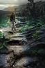 40/365 (Ell@neese) Tags: girl woman explore travel hike beauty mountains jungle 365 create manipulation creative art photoshop idea