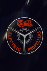 Curtiss Electric Propeller insignia (dharder9475) Tags: 2017 curtiss closeup logo privpublic sticker