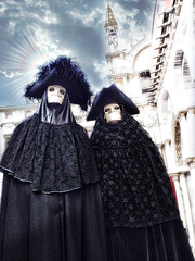 Amazing Bauta.... (Izzy's Curiosity Cabinet) Tags: carnaval carnavale carnivale venise venezia venice bauta costume deguisement masque mask traditionnel