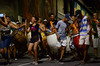 Comparsa Son del Bajo - Ciudad Vieja, Montevideo (germán :)) Tags: germanott comparsa carnaval carnival montevideo popular music drums dance folklore