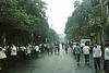 Wuhan street (motohakone) Tags: china old slide digitized 1980 wuhan 武汉市 hubei 中国